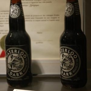La biere de Waterloo made in Canada