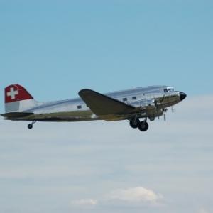 Douglas DC-3 suisse