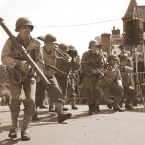 Soldats americains