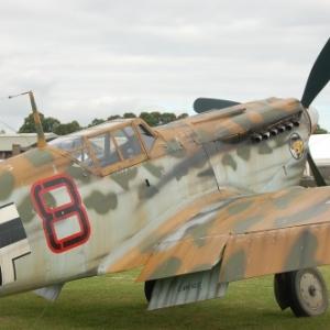 Me 109 (Buchon)