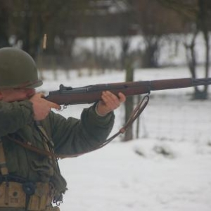 Tir au M1 Garand