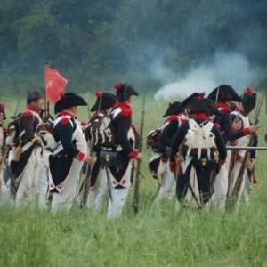 Infanterie francaise (Hougoumont)