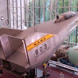Musée de l'air et de l'espace (Washington DC, USA)