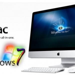 iMac 27 (2012) sous Windows 7