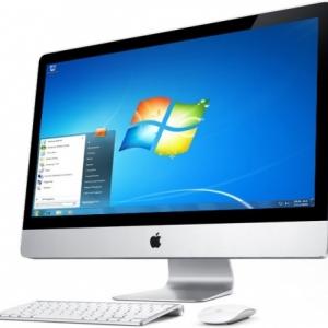 iMac 27 (2011) sous Windows 7 via Bootcamp pouvant accepter 2 autres ecrans 27 pouces