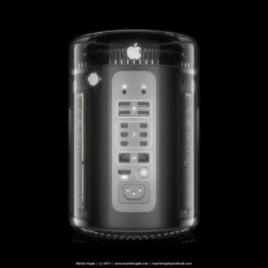 Mac Pro (6 entrees Thunderbolt)