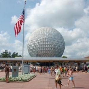 Walt Disney Epcot Center (Floride, USA)