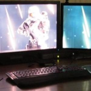 Lenovo Thinkpad W530 Quad Monitors via Docking Station