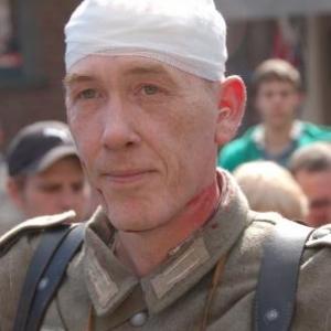 Soldat allemand blesse