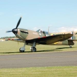 """Spitfire """"Duxford"""""""