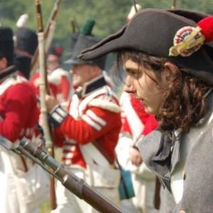 Soldat hollandais parmi les anglais (Plancenoit)