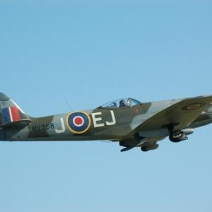 Spitfire FR XIV