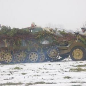 SDKFZ 251 (transport chenille)