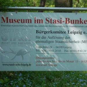 STASI Bunker - Leipzig (ex-RDA)