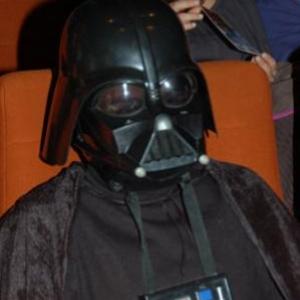 Dark Vador va aussi au cinema