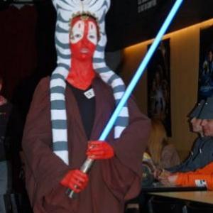 La gagnante du theme beaute du costume