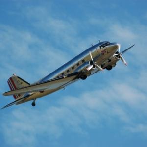 Douglas DC-3 danois