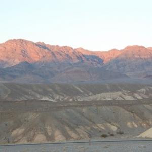 Death Valley - Zabreskie Point
