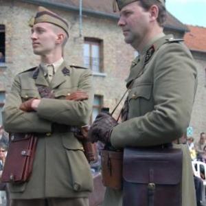 Officiers belges