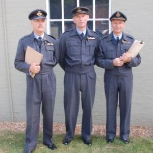Membres de la RAF