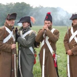 Conscrits francais (Hougoumont)