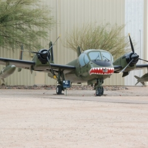 Pima Air & Space Museum - Pima