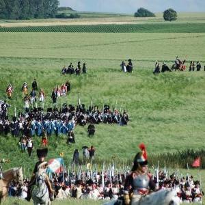 La bataille (Hougoumont)