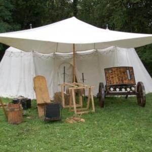 Fête médiévale à Rebecq