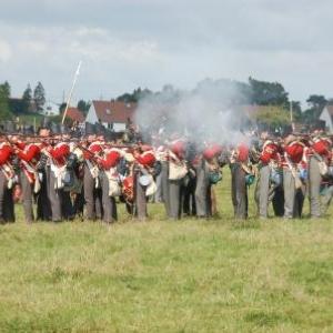 Infanterie de ligne anglaise (Plancenoit)