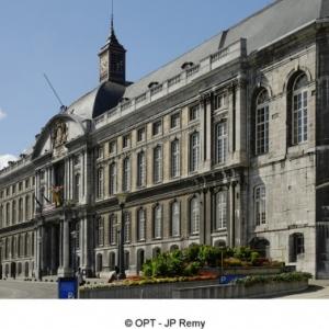prins bisschoppelijk paleis