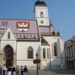 kerk oude stad