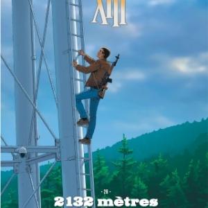 La série XIII -  Tome 26 - 2132 mètres