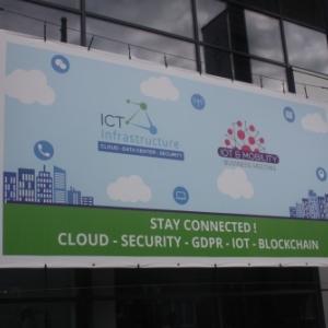 ICT Infrastructure 2019 à Namur le 23 mai 2019 - Miser sur l'information… et la formation