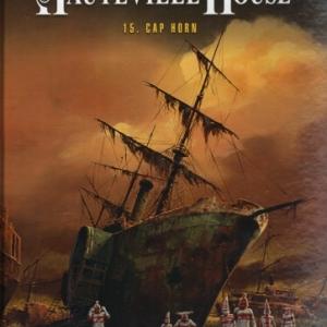 Hauteville House, tome 15. Cap Horn, chez Delcourt