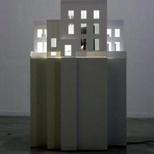 BERNARDI ROIG - Instalacion tridemensional, Wittgenstein House, 2007, Glass