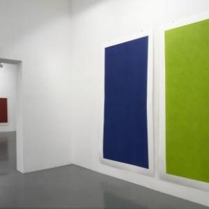Vue de l'expo centre d'Art e Bouvet Ladubay, 2005