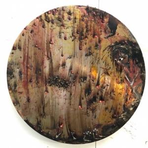 Marlène Mocquet à la Galerie de la Béraudière à Bruxelles