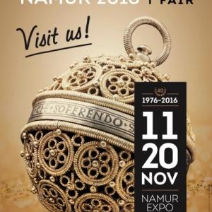 Antica Namur 2016 du 11 au 20 novembre