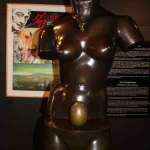 dali, bronze