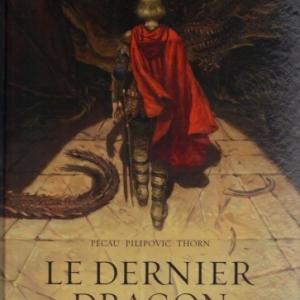 Le Dernier Dragon. Tome 1. L'Œuf de Jade.
