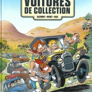 LES FONDUS DE VOITURES DE COLLECTION, Tome 1