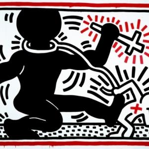 Grande  rétrospective Keith Haring au Bozar de Bruxelles
