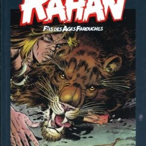 Rahan L'Intégrale. Nouvelle édition aux éditions Soleil
