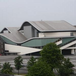 futuristische architektuur