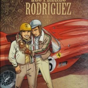 Le Frères Rodriguez chez l'éditeur Glénat