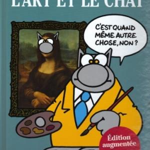 « L'art et le Chat » par Philippe Geluck chez Casterman