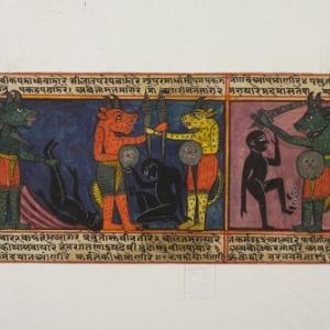 India belichaamd… van 5 oktober tot 5 januari 2014 in he Paleis voor Schone Kunsten Brussel