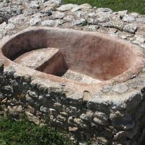 kerkouane romeins bad