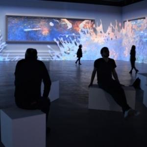 Bruxelles accueille ''Claude Monet, l'expérience immersive''