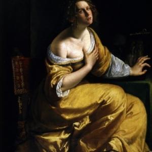 Artemisia Gentileschi, Maria Magdalena